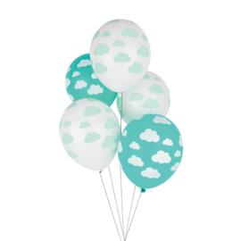 My Little Day Ballonnen Wolkjes
