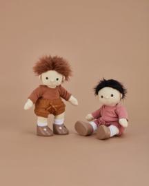 Olli Ella | Dinkum Doll Snuggly Set - Berry