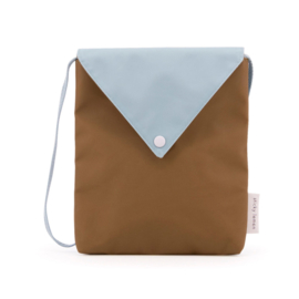 Sticky Lemon | Envelope Bag Schoudertasje (gold green)