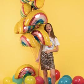 My Little Day | Folie Ballon Regenboog/Rainbow (37 cm)