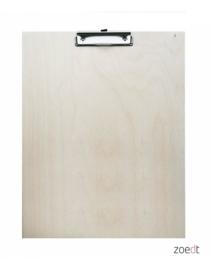 Zoedt - Houten Klembord 30x40 cm