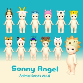 Sonny Angel Dieren serie 4 NIEUW (compleet)