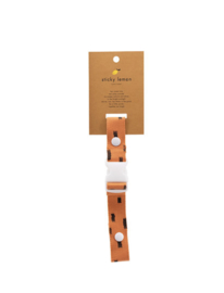 Sticky Lemon | Universele borstriem / Chest Strap Sprinkles (carrot orange)