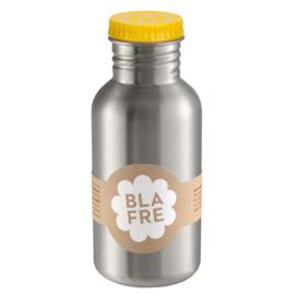 Blafre Drinkfles RVS 500 ml (geel)