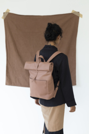 Monk & Anna   Herb Backpack - Chestnut