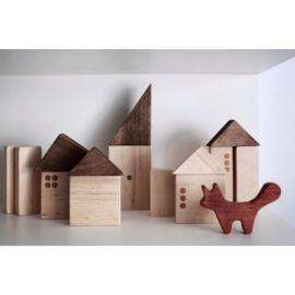 Pinch Toys Little Red Fox