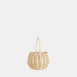 Olli Ella - Rattan Berry Basket - Straw