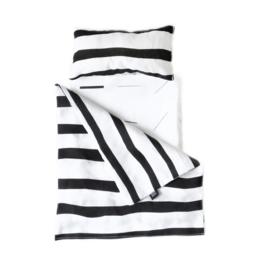 Ooh Noo poppendekbedje Zebra