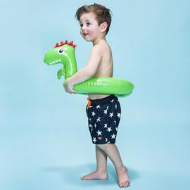 THE ESSENTIALS | Opblaasbare Zwemband Dinosaurus KLEIN