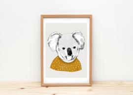 Depeapa Print Koala (A4)