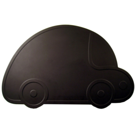 KG Design Placemat Auto (zwart)