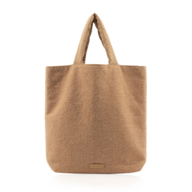 Monk & Anna | Baya Shopper Teddy - Cashew