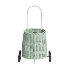 Olli Ella Luggy Basket Boodschappenwagen - Mint