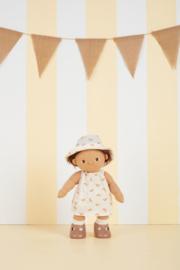 Olli Ella | Dinkum Doll Poppenjurk Una Rainbow Dress Set