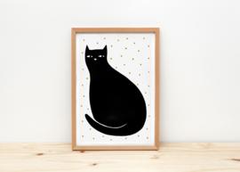 Depeapa Print Cat (A4)