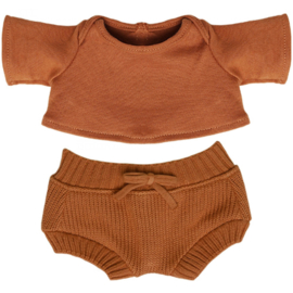 Olli Ella | Dinkum Doll Snuggly Set - Toffee