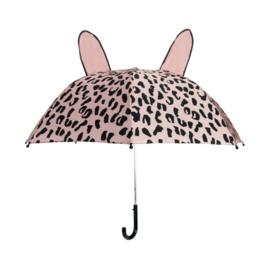 VanPauline | Paraplu Bunny - Pink Leopard