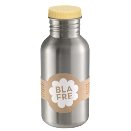 Blafre Drinkfles RVS 500 ml (lichtgeel)