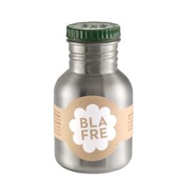 Blafre Drinkfles RVS 300 ml (donkergroene dop)