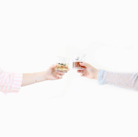 Mint and Mini - Beker We Love Milk