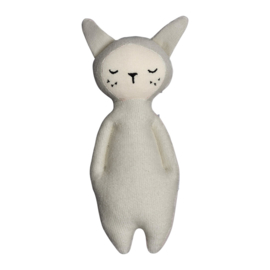 Fabelab | Rammelaar Bunny Light Grey