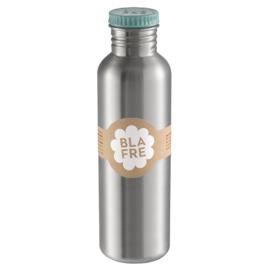 Blafre RVS Drinkfles 750 ml (blauwgroene dop)
