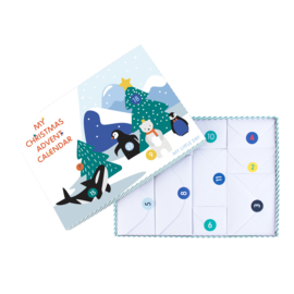 My Little Day adventskalender Polar Animals (pooldieren)