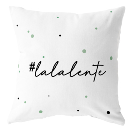Label-R | Buitenkussen #lalalente