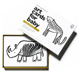 Wee Gallery | Baby kijkkaarten Safari
