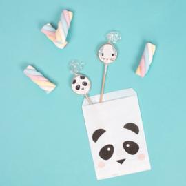 My Little Day | Papieren zakjes Panda (10 stuks)