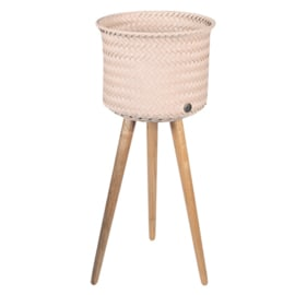 Handed By Up High Bloempot 60 cm (Bisque)