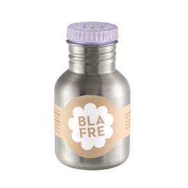 Blafre | Drinkfles RVS 300 ml (lila dop)