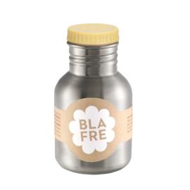 Blafre Drinkfles RVS 300 ml (lichtgeel)