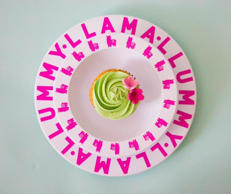 Little Mr. M & Friends   Kom Llama Lummy (roze)