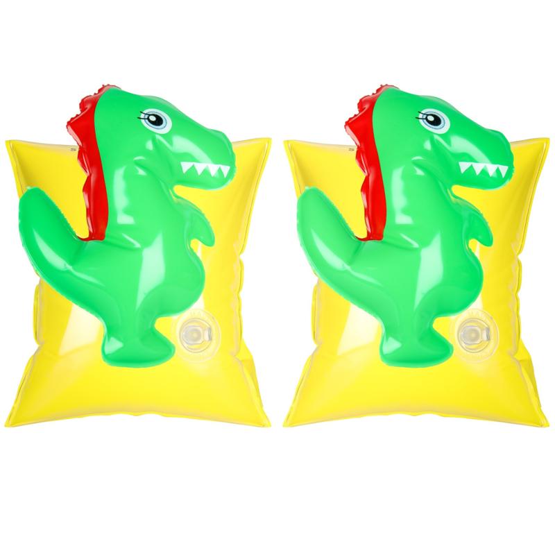 THE ESSENTIALS | Zwembandjes Dinosaurus 2-6 jaar