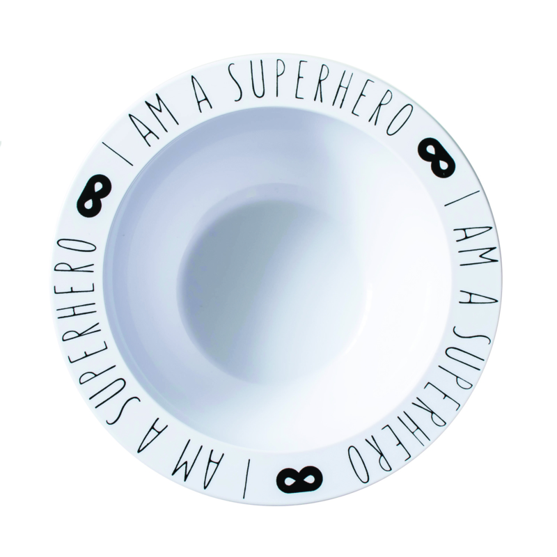 V&C Designs | Schaaltje I am a Superhero