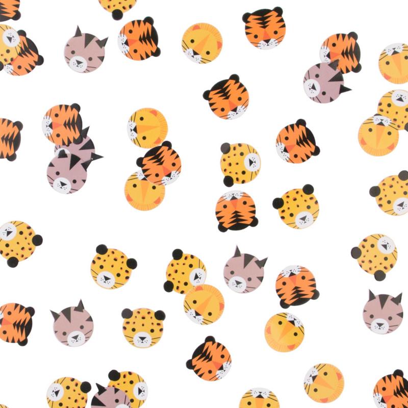 My Little Day confetti Wilde Katten
