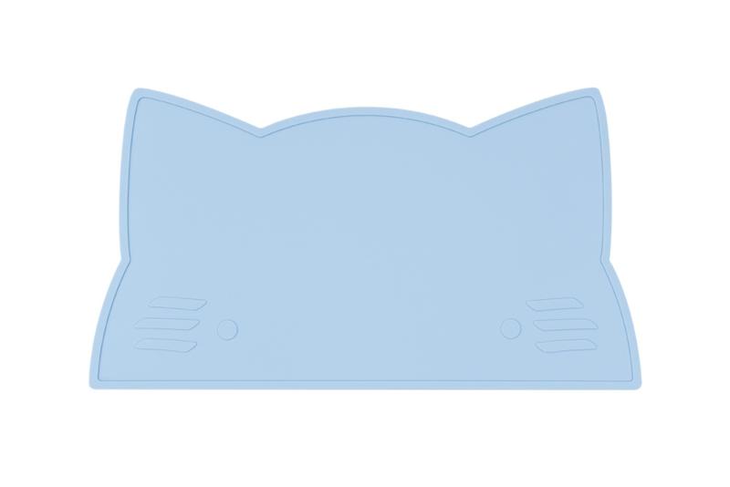 We Might Be Tiny placemat kat (blauw)
