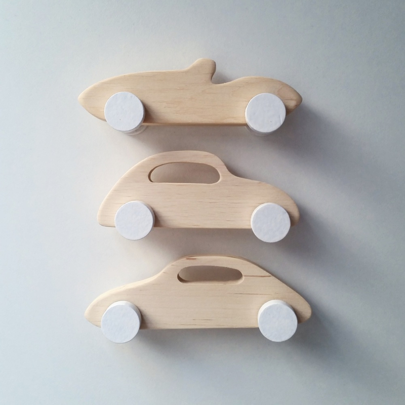 Houten speelgoed auto Things We Love