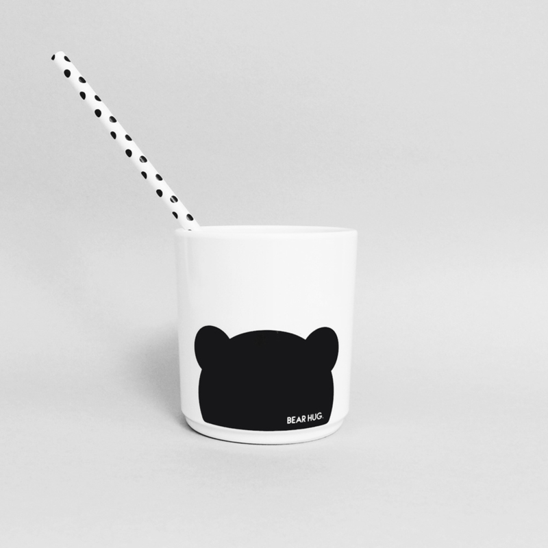 BoPoMoFo | Melamine beker Bear