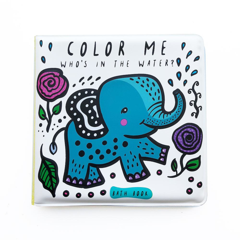 Wee Gallery | Badboekje Color Me Water
