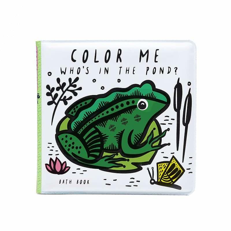 Wee Gallery | Badboekje Color Me Pond