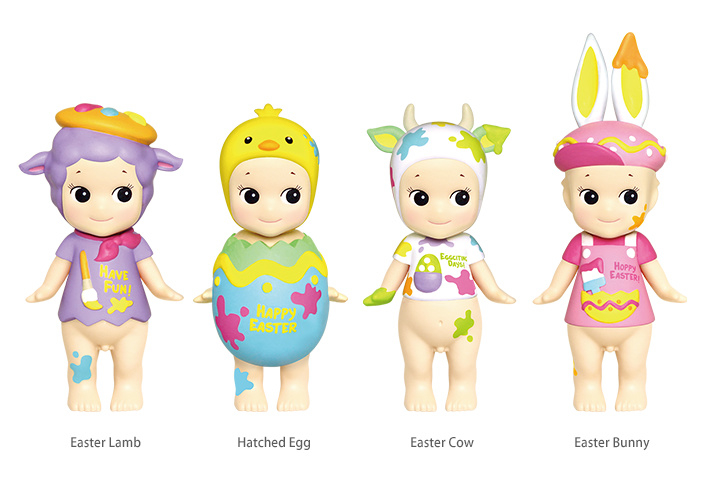Sonny Angel - Limited edition Easter 2018
