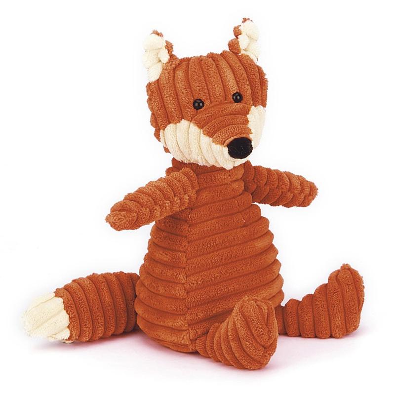 Jellycat   Knuffel Vos / Cordy Roy Fox (26 cm)
