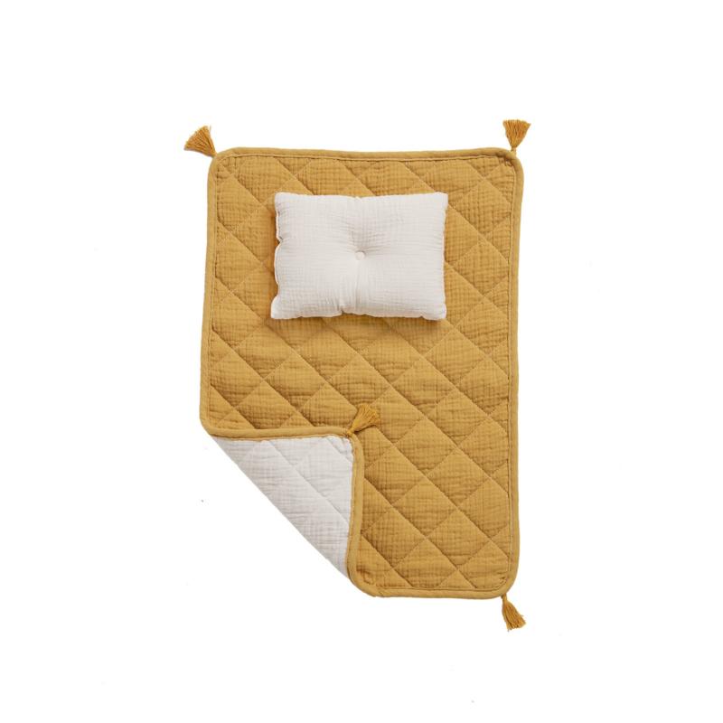 Olli Ella | Strolley Bedding Set (mustard)