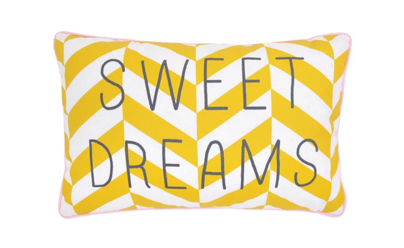Rose in April   Kussen Sweet Dreams