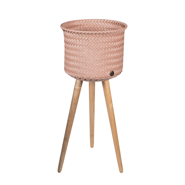 Handed By Up High bloempot 60 cm (copper blush)