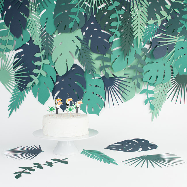 My Little Day | Papieren Bladeren (12 stuks)