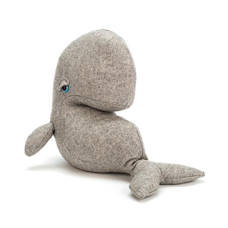 Jellycat | Knuffel Walvis / Pobblewob Whale (36 cm)