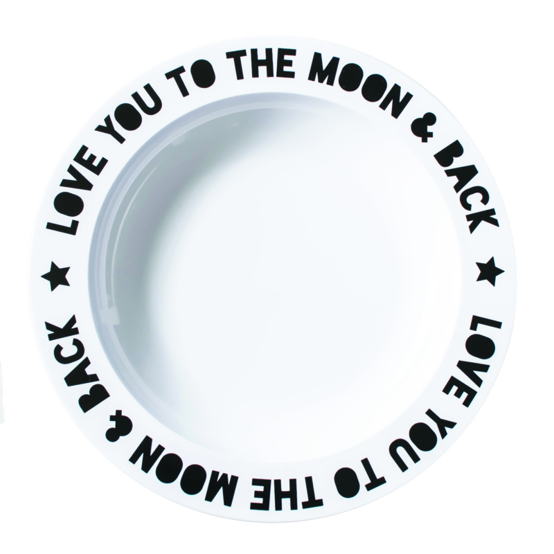 V&C Designs | Bord Love You to the Moon and Back